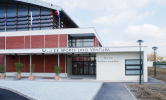 Salle de Sports Lino Ventura
